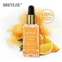 Сыворотка для лица  BREYLEE Vitamin C с витамином С Антиоксидантный эффект + Увлажнение + Осветление 15 ml, фото 1