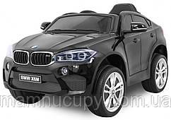 Дитячий електромобіль BMW X6M JJ2199 Black