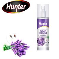 Натуральный спрей от комаров и клещей Hunter 100 мл