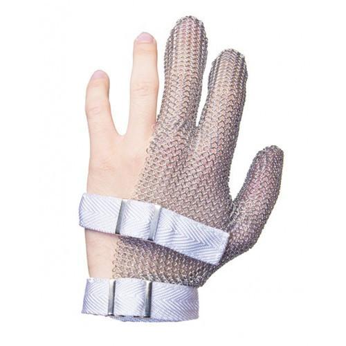 Кольчужная трехпалая перчатка М Niroflex Friedrich Muench 0311200000