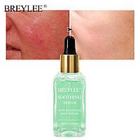 Восстанавливающая и успокаивающая сыворотка для чувствительной кожи склонной к покраснениям  BREYLEE Soothing , фото 1
