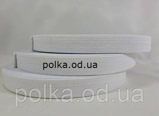Резинка плотная, ширина 3cм,цвет:белый,черный(1уп-25м)