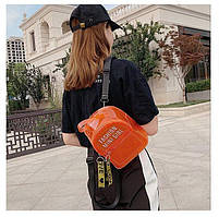 Рюкзак городской женский силиконовый, фото 3