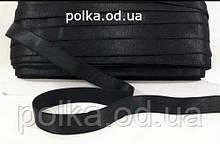 Бретель резинка, ширина 1.5см, цвет черный/ белый/ красный/ бежевый/ бордо (1 уп-46м)