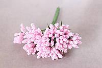 Добавка с травкой 6 шт\уп. розового цвета , фото 1