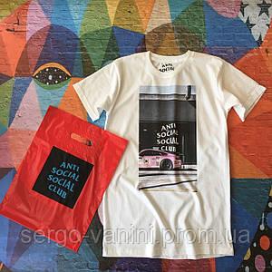 Топовая футболка ASSC