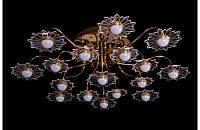 Люстра современная с LED лампами 8538-17