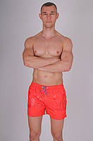 Красные пляжные шорты с принтом Sweet Years 4350 R 48(M) Красный Sweet Years 4350 R