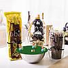 Бамбуковый Коврик для Суши Роллов (Циновка,Матик,Макису) (27х27 см.) , фото 7