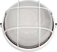 Светильник Lemanso ЖКХ НПП 04 У-61  (метал/стекло) Антивандальный Белый