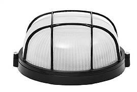 Светильник Lemanso ЖКХ НПП 04 У-61 (метал/стекло) Антивандальный Чорный