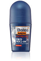 Balea MEN роликовый антиперспирант екстра сила Deo Roll-On Extra Dry 50мл