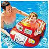 """Надувной круг """"Kiddie Floats"""" Intex, 71х57 см , фото 8"""