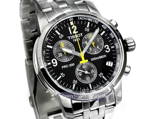 Мужские часы TISSOT PRC200 T17.1.526.52 ETA (копия)