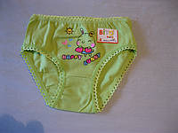 Трусики цветные мод2 для девочек 8,10 лет производство Турция, фото 1