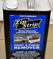 Супер смывка старой краски (8 слоёв за 1 раз) Zip-Strip США (3,78л)