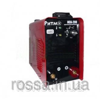 Инвертор сварочный РИТМ ИСА -200А мини