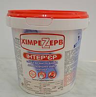 Краска акриловая ИНТЕРЬЕР ТМ «ХИМРЕЗЕРВ»  1 л (1,2 кг), фото 1