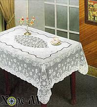Скатерть ажурная 75х120 см