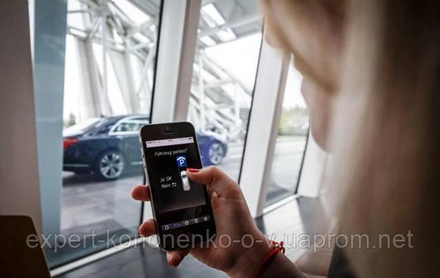 Mercedes-Benz и Bosch научат автомобили парковаться без водителя