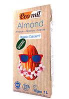 Миндальное молоко с Кальцием классическое Ecomil 1000 мл