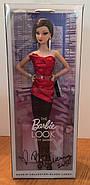 Колекційна лялька Барбі Сяйво міста Красне плаття / City Shine Barbie Doll - Red, фото 5