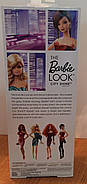 Колекційна лялька Барбі Сяйво міста Красне плаття / City Shine Barbie Doll - Red, фото 6