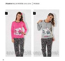 Пижама женская OZTAS kod:A2247