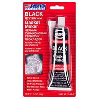 ABRO Герметик прокладки (AB 12) BLACK (85гр) Китай