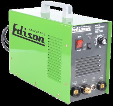 Сварочный инвертор Edison TIG/MMA-250 I-Power