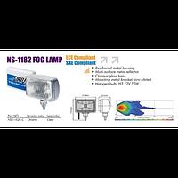 Фары дополнительные NS-1182 C-C H3/12V/55W/металл