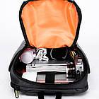 Рюкзак з водовідштовхувальним покриттям, фото 5