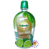 Концентрированный сок лайма Lime Juice 200 мл