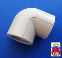 Уголок для полипропиленовых труб 25 х 90° Krakow