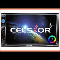 Двухдиновый мультимедийный центр Celsior CST-7001