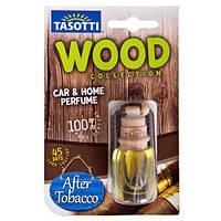 Освежитель воздуха Tasotti дерево Wood After Tobacco 7мл