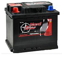 Автомобильный аккумулятор NORD STAR ECONOMY MF 6СТ  50Аз 420 L
