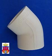 Уголок для полипропиленовых труб 25 х 45° Krakow