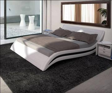 Кровать двухспальная Волна Элит класса