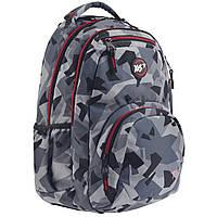 """Рюкзак молодіжний шкільний для хлопчика T-49 """"Defender"""", YES, фото 1"""