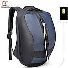 Рюкзак з водовідштовхувальним покриттям і USB портом, фото 4