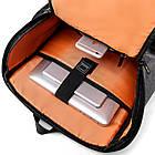 Рюкзак з водовідштовхувальним покриттям, фото 7