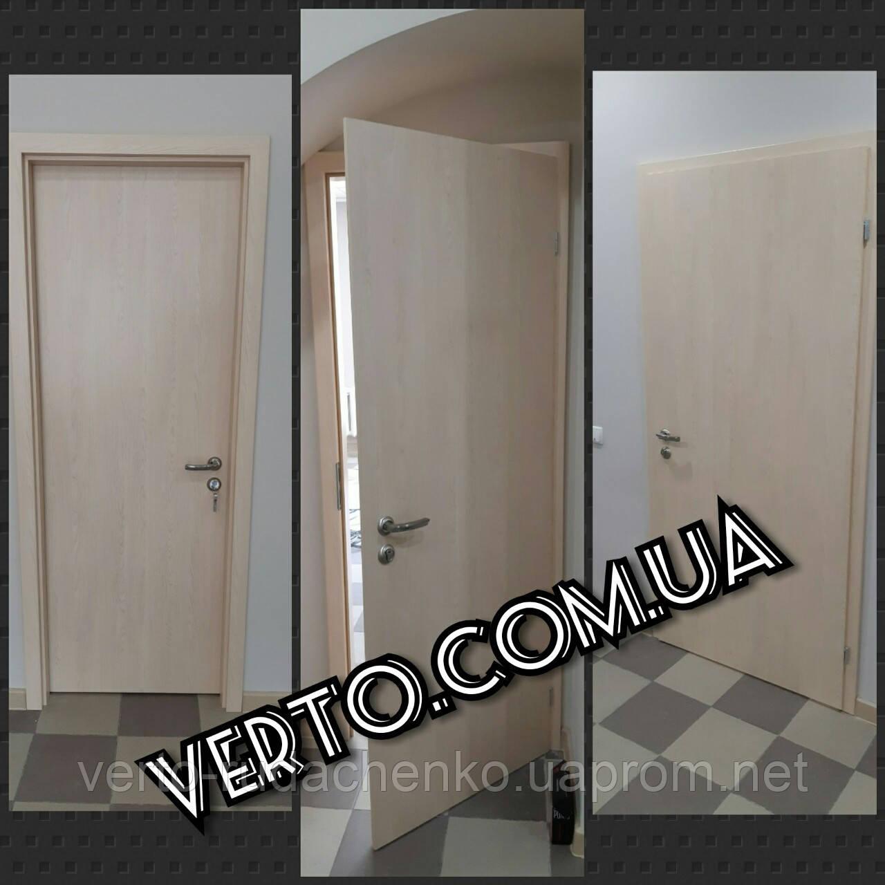 Двери Verto Идея 1 цвет Дуб золотистый «Verto-CELL»