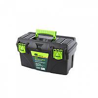 "Ящик для инструмента 430 х 235 х 250 мм 18"" пластик Сибртех 90805"