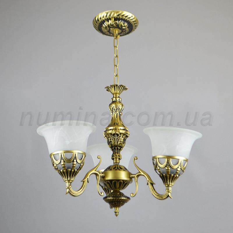 Люстра підвісна на три лампи DD-9001/3