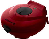 Вафельница VILGRAND VW0754C red