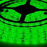 Светодиодная лента B-LED 3528-60 G зеленый, негерметичная, 1м, фото 2