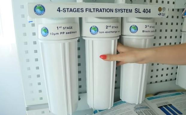 фильтры для воды системы обратного осмоса картридж
