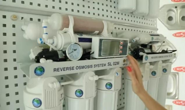 фильтры для воды системы обратного осмоса минерализатор