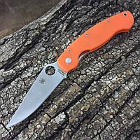 Нож Spyderco Military C36 (Replica) Orange, фото 1
